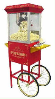All Seasons Popcorn Machine